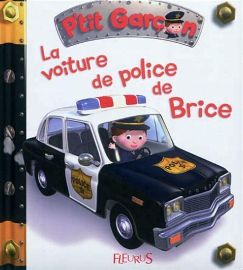 La Voiture de police de Brice3199700096553 CPRPS Brice passe une journée dans sa voiture de police.
