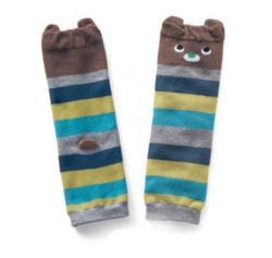 Leg warmers - Stripes