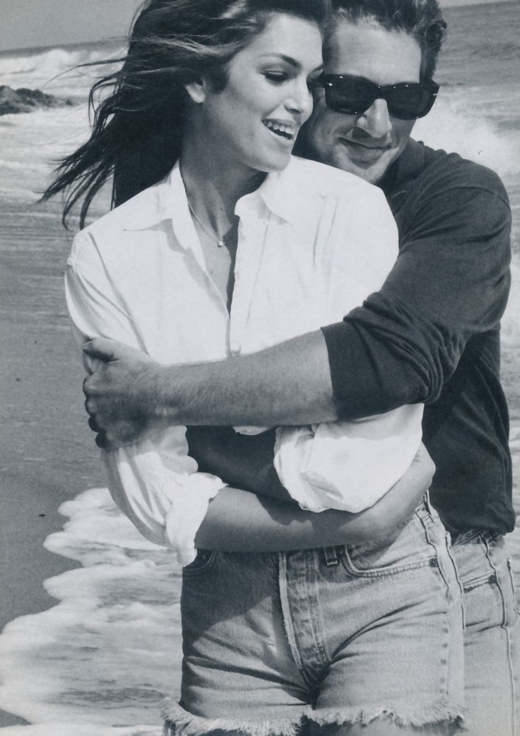 Cindy Crawford & Richard Gere >> were a married couple in the 90's... <3