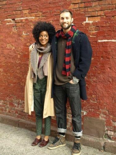 Inspiration : ces couples qui matchent... - TPL