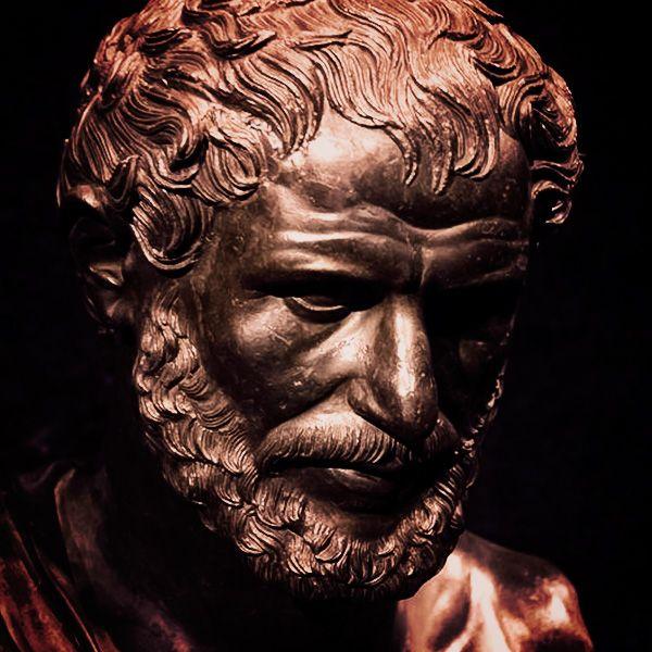 Para Heráclito aharmonia nasce da tensão criada pela oposição dos contrários.Essa tensão, além de criar a unidade do mundo, é responsável por sua transformação, sua constante mutação: flui como a…