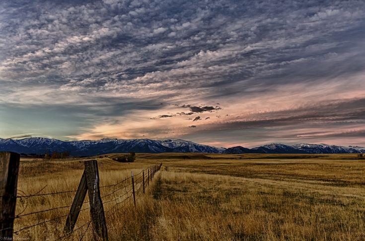 Montana_Ranch_Evening_Sky_HDR