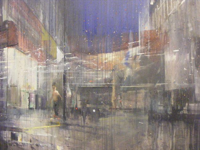 Nathan Ford - Landscapes
