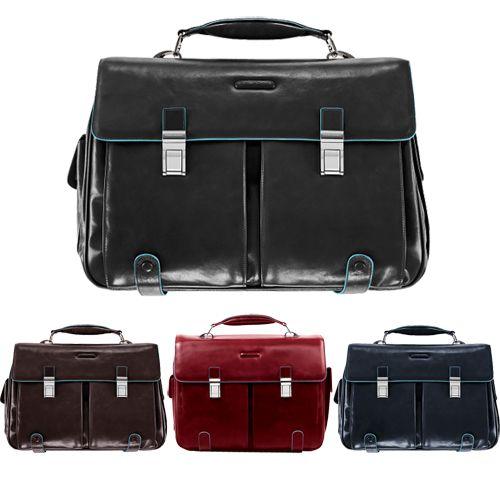 Briefcase Piquadro http://www.ebay.it/itm/CARTELLA-PIQUADRO-BRIEFCASE-PC-CA1068B2-BLUE-SQUARE-PELLE-MADE-IN-ITALY-20-/321412798955?pt=Borse_e_Zaini_uomo&var=&hash=item76cf8d5416