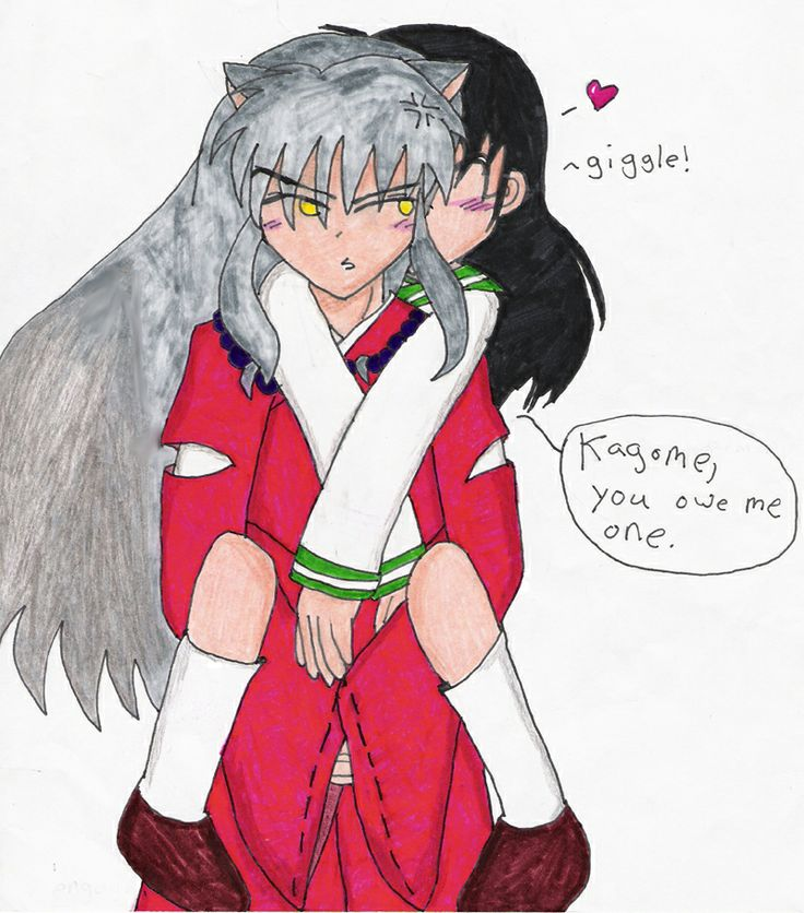 212 Best Images About Inuyasha Inuyasha X Kagome On: 24 Best Images About InuYasha On Pinterest