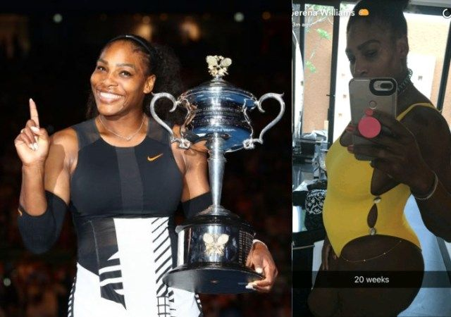 """""""9ja Woman Will Pound Yam With 8 Months Pregnancy' Nigerians Reacts to Serena Williams Being Pregnant When She Won Australian Open -  Click link to view & comment:  http://www.naijavideonet.com/9ja-woman-will-pound-yam-with-8-months-pregnancy-nigerians-reacts-to-serena-williams-being-pregnant-when-she-won-australian-open/"""
