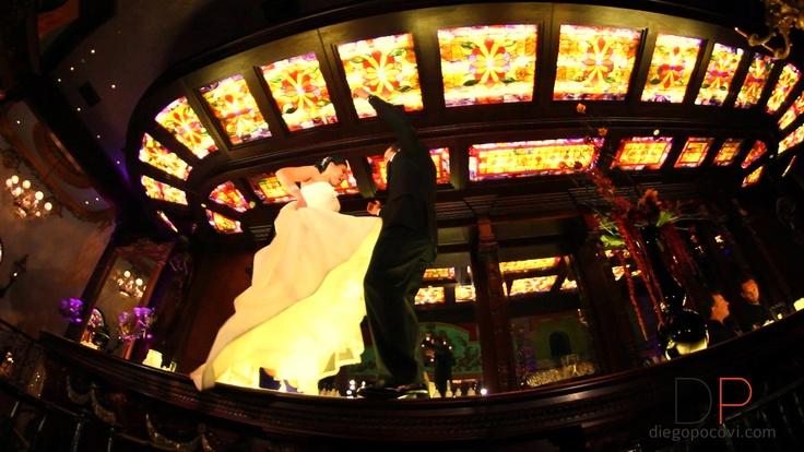 The Cruz Building Wedding Videography, Cinematography  http://diegopocovi.com/wedding-cinematography