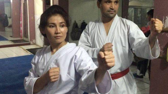 Meena, Atlet Imigran yang Terjebak di Cisarua