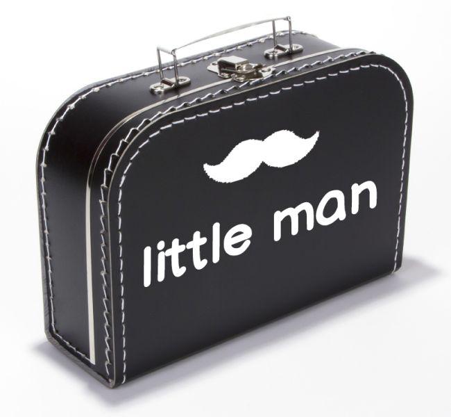 Koffertje met naam - geboortekoffertje