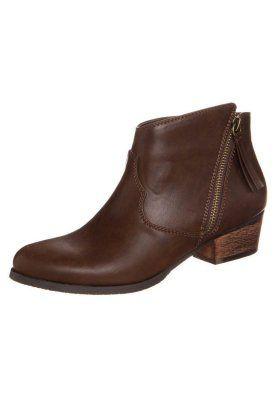 Ankelboots - brun