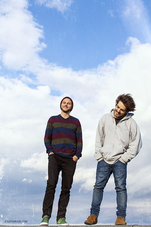 Milky Chance! THEY ARE SOOOOO CUTE