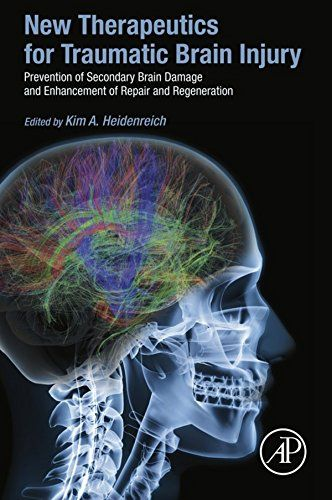 New Therapeutics for #TBI: Prevention of Secondary Brain Damage and Enhancement of Repair and Regeneration