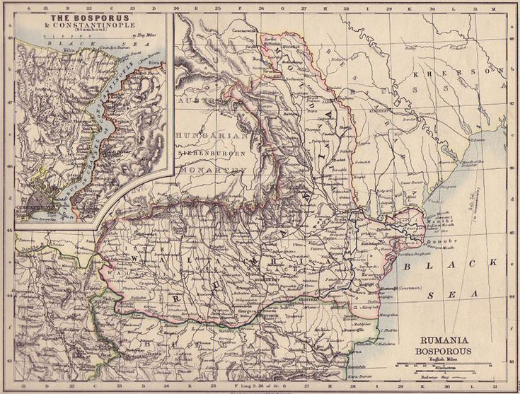Best Maps OldMaps Images On Pinterest Cartography Romania - Romania in us map