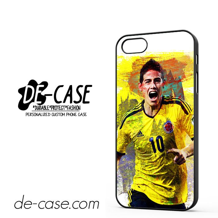 James Rodriguez Football Player DEAL-5789 Apple Phonecase Cover For Iphone 5 / Iphone 5S