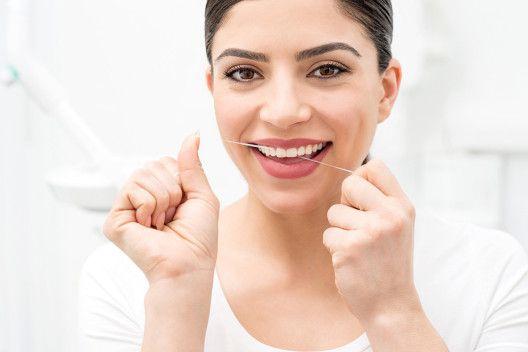 Interdentalreinigung: Zahnpflege der gewissenhaften Art › beautytipps.ch