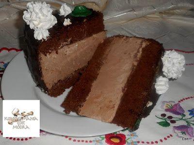 Receptek, és hasznos cikkek oldala: Rigó Jancsi torta