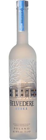 Belvedere Vodka NV 70cl Belvedere represents the pinnacle of the Polish vodka-making tradition. Distilled exclusively from the finest Dankowskie Gold Rye and quadruple distilled to create the perfect balance of character and http://www.MightGet.com/january-2017-12/belvedere-vodka-nv-70cl.asp