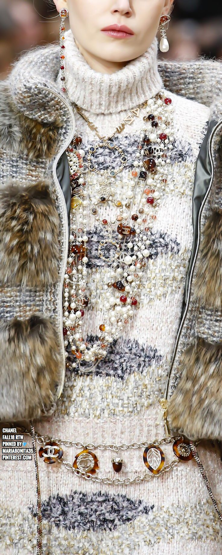 Chanel Fall18 Details