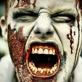 Cannibal Type Rage Hits The Streets Of China, Real Life Zombies Or The Newest Pop Trend?