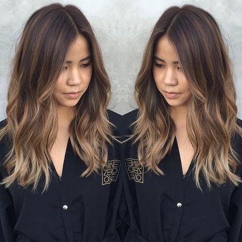 50 NEUE Haarschnitt für Herbst 2019/2019 langes Haar