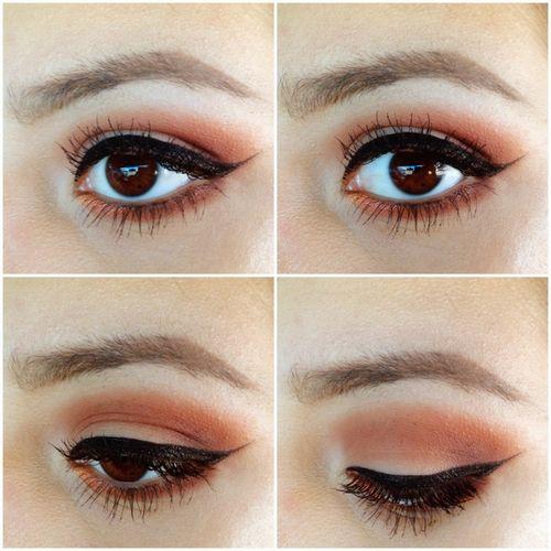25 Best Ideas About Burnt Orange Eyeshadow On Pinterest