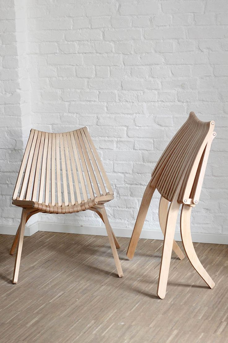 Klappstuhl designklassiker  33 besten Stuhl Bilder auf Pinterest | Armlehnen, Arredamento und ...