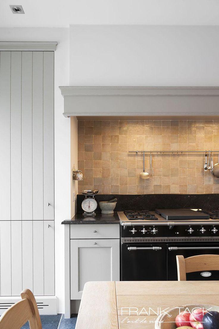 25 beste idee n over landelijke keuken ontwerpen op pinterest rustieke keuken houten keuken - Keuken rustieke grijze ...