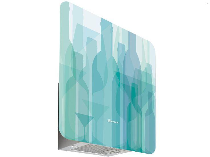 Bauknecht DDC 7750 Wand Dunstabzugshaube mit auswechselbaren Dekor-Platten. Praktische Kunst in Ihrer Küche. Jetzt bei moebelplus!