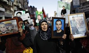 Israel presses ahead with law allowing force-feeding of Palestinian prisoners