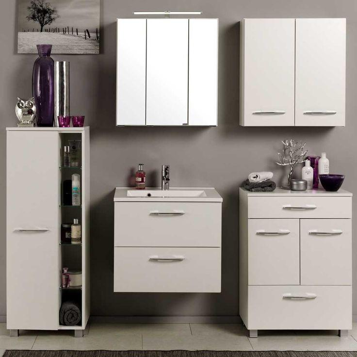 Badezimmer Kombination In Weiß Online Kaufen (5 Teilig) Jetzt Bestellen  Unter: Https