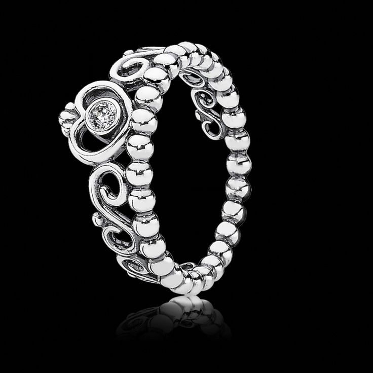 pandora princess ring i want this so bad