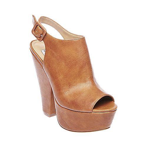 Steve Madden Gabby Platform Peeptoe Sandals