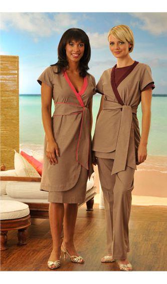Lifehouse Spa Uniforms