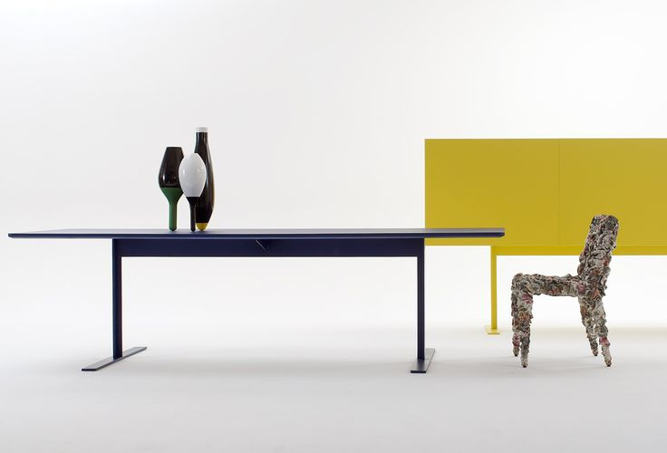 CAPPELLINI Luxor table by Giulio Cappellini