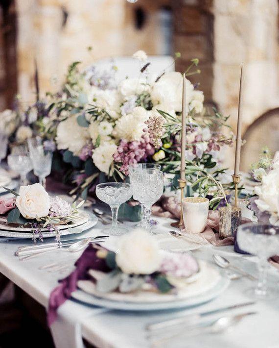 Romantic Malibu Rocky Oaks wedding inspiration /
