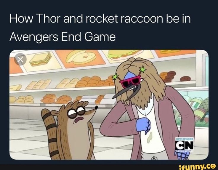 Meme Lucu Avengers End Game