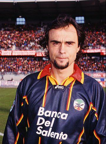 Giuseppe Giannini, US Lecce (1998-1999).