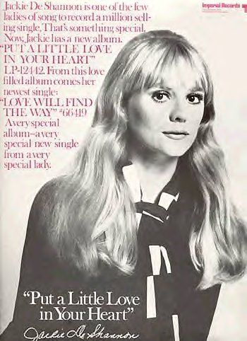 The Songs of Jackie DeShannon