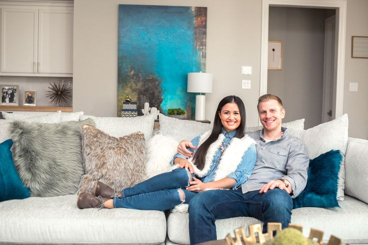 Sean and Catherine Lowe from season 17 of The Bachelor have designed a collection of sofas and armchairs for Wayfair.
