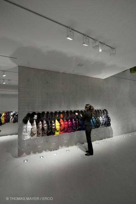 Name: Duvetica Milano Shop  Designer: Tadao Ando Architect & Associates