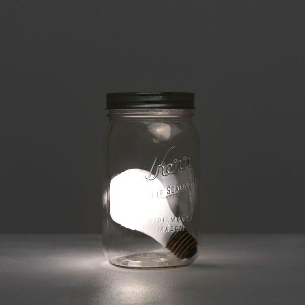 Star in a Jar sculpture lighting electronics