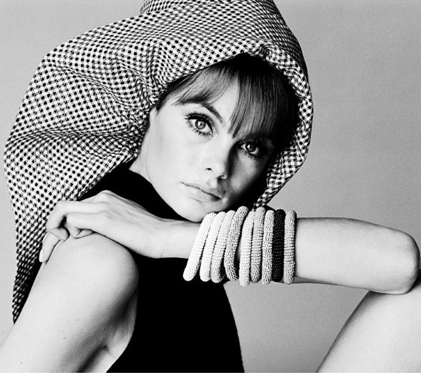Jean Shrimpton, 1964 by David Bailey