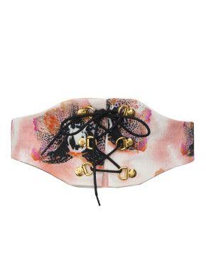 Pink Orchid Belt