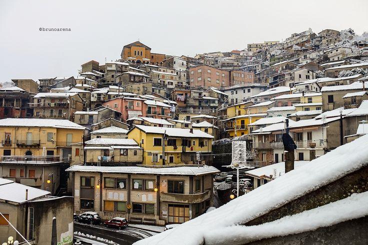 Sorianello e il tocco magico della neve... by Bruno Arena on 500px