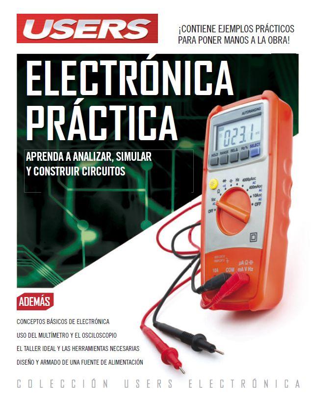Libros y Revistas mx: Users Electrónica Practica(Aprende a simular,const...