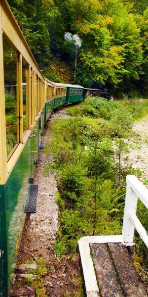 Mocanita touristic train - The last forestry steam working train in Europe - Romania, Maramures | Discover Amazing Romania through 44 Spectacular Photos