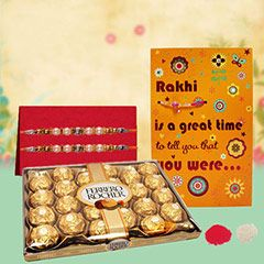 Rakhi festival is celebrated in all over India in the mid of August to celebrate the bond of love, care and friendship between brother and sister. This day is most awaited day for both of them, as …