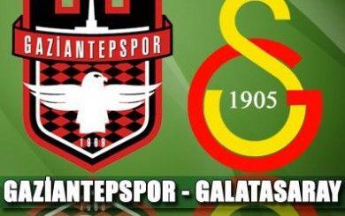 Gaziantepspor 0-1 Galatasaray Geniş Özeti izle
