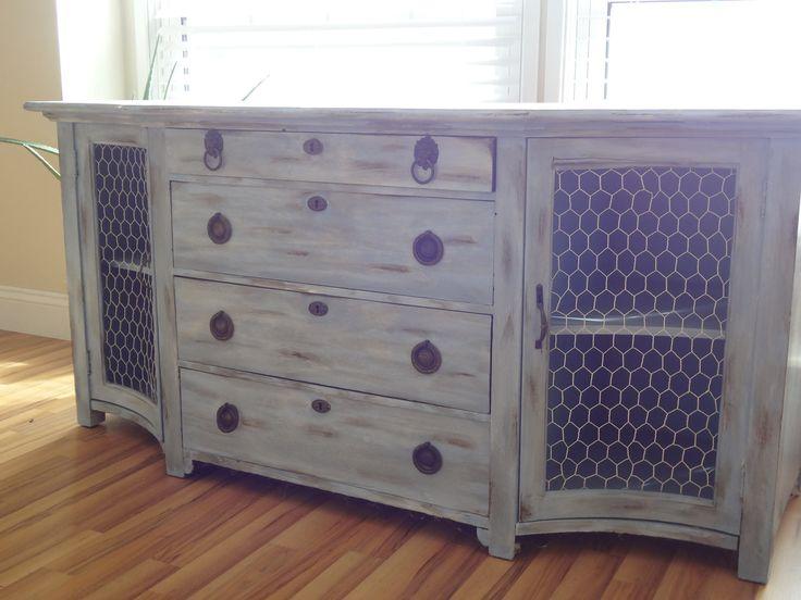 71 best shabby chic entertainment center images on pinterest. Black Bedroom Furniture Sets. Home Design Ideas
