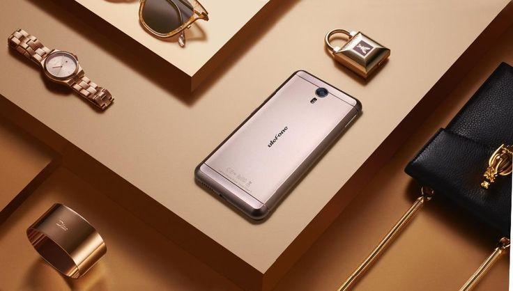 4G Ulefone Power 2 4GB/64GB 6050 mah 5.5 inch Android 7.0 Smartphone